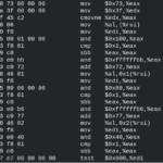 linux shellcode exploit objdump assembly opcodes